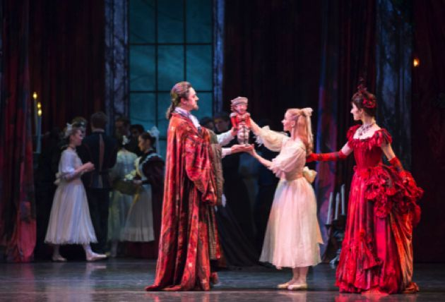 Dance: The Nutcracker  Christmas wouldn't be Christmas without a Nutcracker or three… London's final offering this year is a brand new production from Birmingham Royal Ballet at the Royal Albert Hall