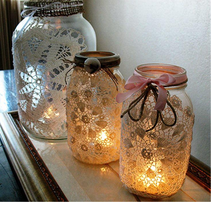 15 Glass Jars Creative ideas - Modern Magazin