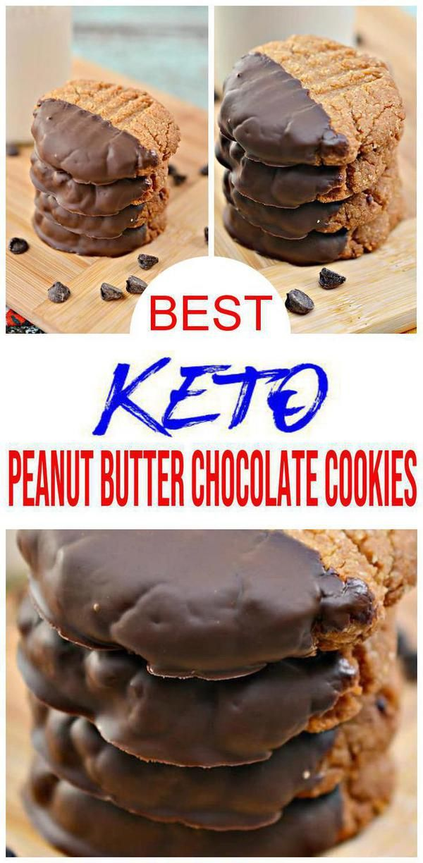 Best Keto Cookies Low Carb Peanut Butter Cookie Idea Chocolate