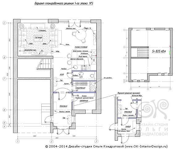 Планировка дома http://www.ok-interiordesign.ru/planirovka-doma-cottedzha.php