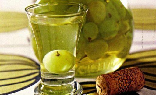 Рецепты настоек из винограда на водке, спирте и самогоне