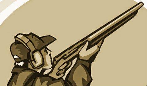 """El blog de """"Acebedo"""": La historia del campo de tiro de Mieres"""