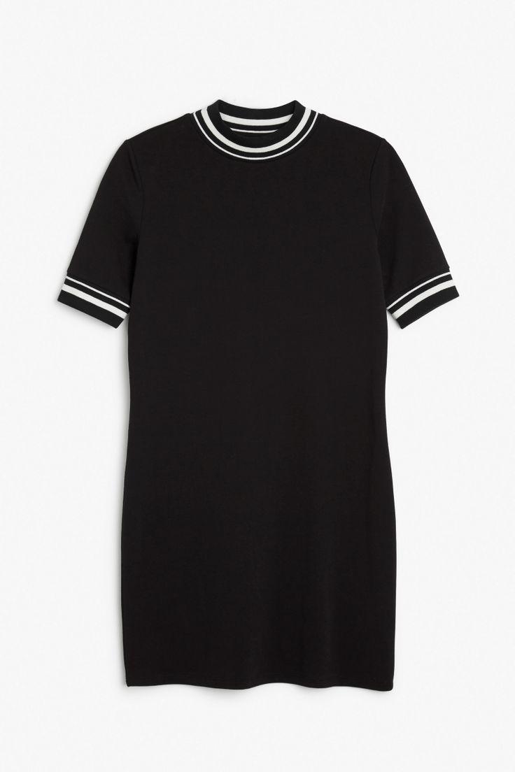 Sporty tee dress