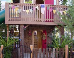 Treehouse Project: Benefiting Placer County Child Abuse Prevention eclectic kids