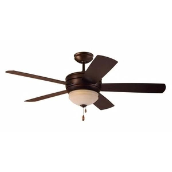 Emerson Fans Canada - CF850VNB - Summer Haven - 52 Ceiling Fan - canadianlightingexperts