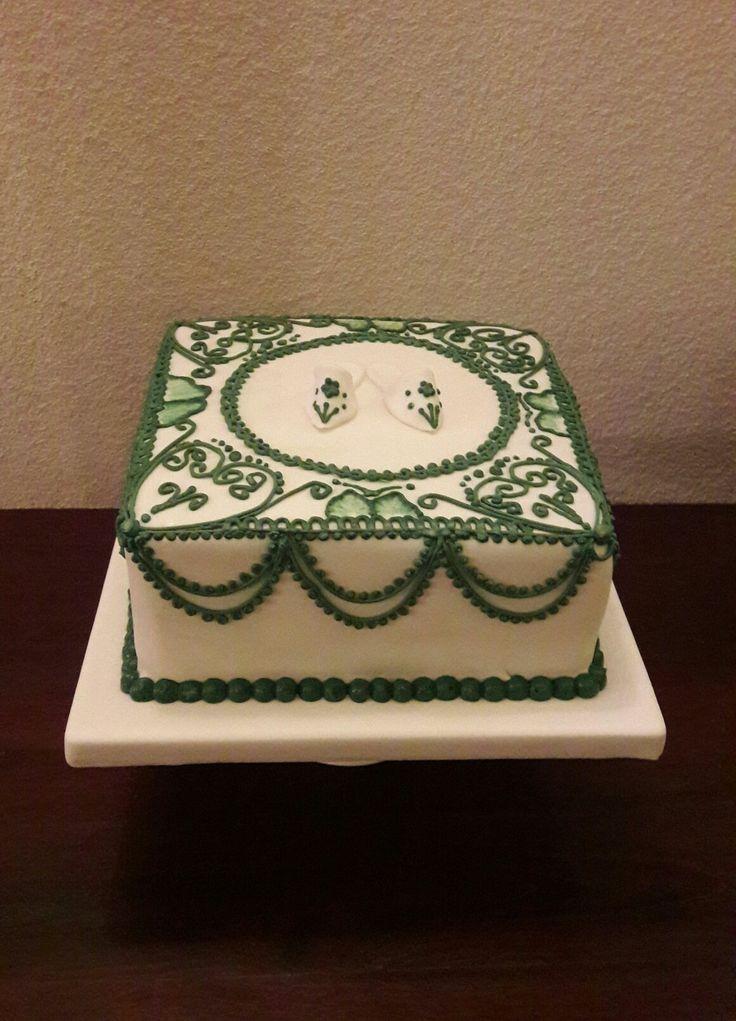 Henna taart
