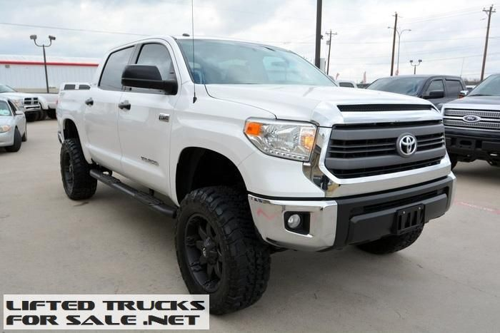 2014 Toyota Tundra Sr5 Tss Crewmax Lifted Truck Lifted