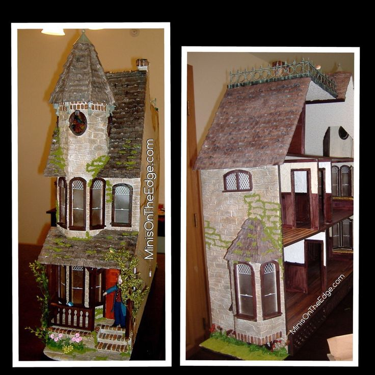 Dollhouse Miniatures Texas: 17 Best Images About Dolls House On Pinterest