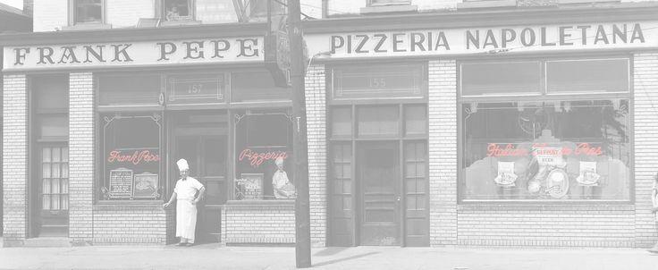 Frank Pepe Pizzeria Napoletana - White Clam