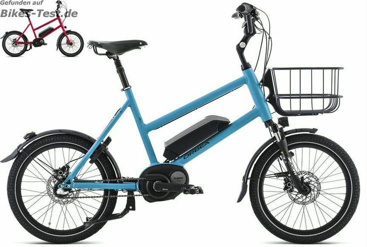 Das Orbea Katu E-Bike 20A 2016
