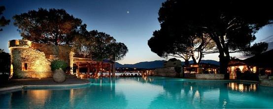 Belvedere Hotel - Porto Vecchio, Corsica