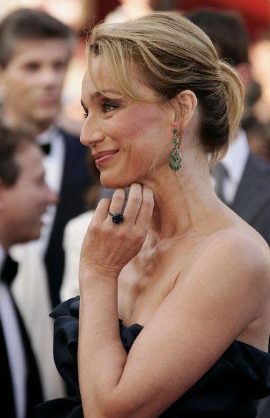 "Kristin Scott Thomas Photos - Cannes - ""Cache"" Premiere - Zimbio"