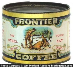 Frontier Coffee Can