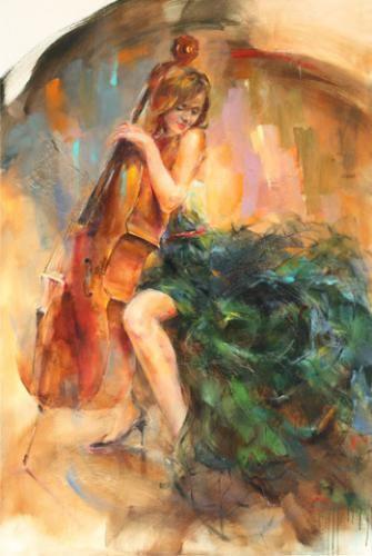 Anna Razumovskaya Famous Paintings For Sale