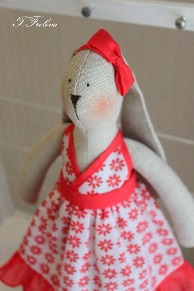Tilda Bunny, August 2015