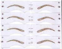 Printable Eye Stencils | Eyebrow Eyebrow Stencil Eyelash