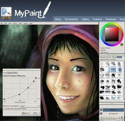 Mypaint, un logiciel de dessin à utiliser avec une tablette graphique