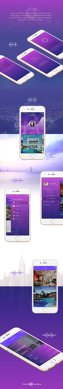 Lotus - Real Estate App on Behance
