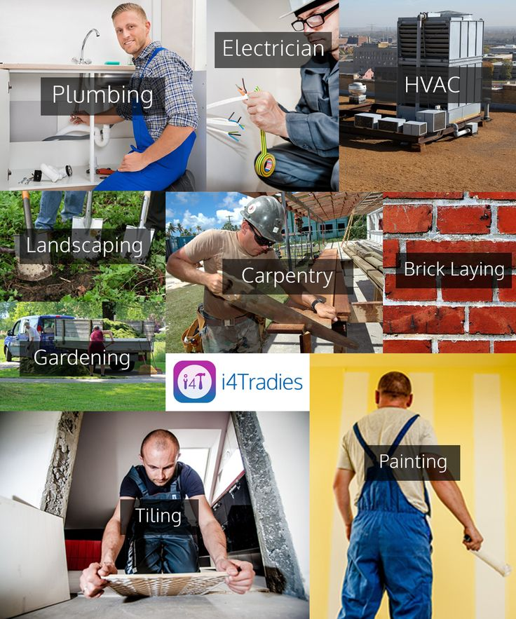We want to get to know you better! Which #TradesServices Business do you belong to? #Tradies #Australia