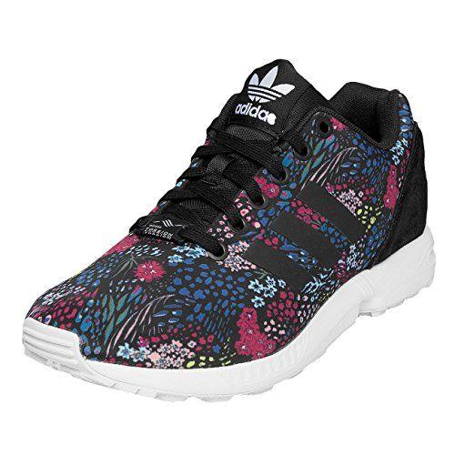 adidas Damen Schuhe / Sneaker ZX Flux - http://on-line-kaufen.de/adidas/40-adidas-performance-kinder-sneaker-rot-34-3