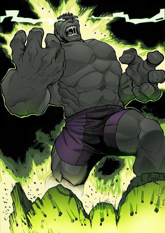 Hulk  ...