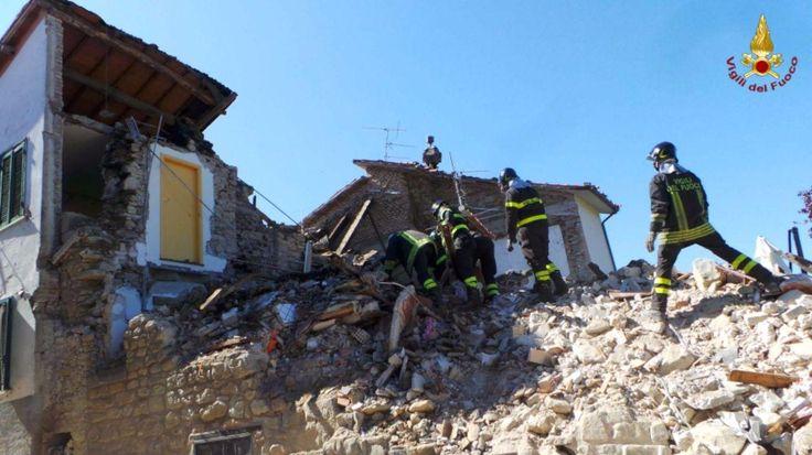 Terremoto la Guardia di finanza smaschera altre due false raccolte fondi per Amatrice - TGCOM