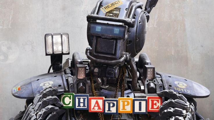 Chappie 2015 © SONY PICTURES
