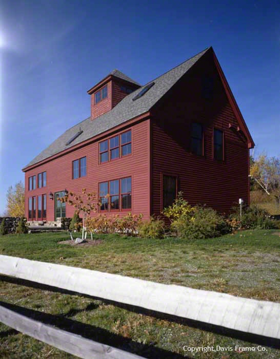 70 best images about restored barns into homes on for Barn frame homes