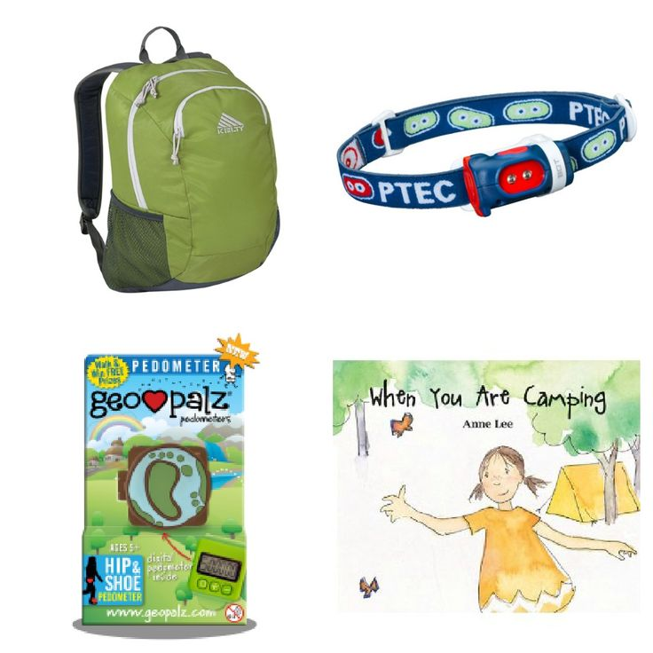 Win a Kelty backpack, Princeton Tec headlamp and more for your tyke.