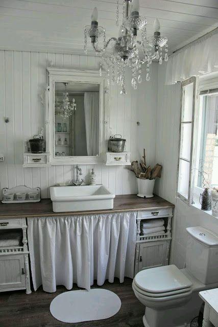 Más de 1000 ideas sobre decoración de baño francés en pinterest ...