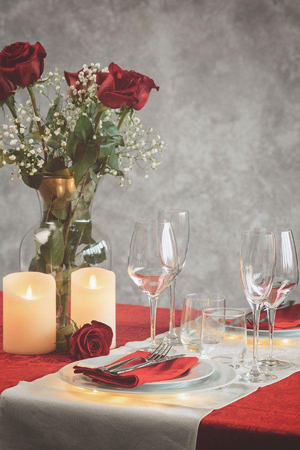 San Valentino Tavolo.7 Decorazioni Romantiche Fai Da Te Per San Valentino