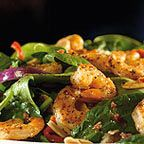 "Applebee's Grilled Shrimp 'N Spinach Salad is the BEST! I encourage all salad lovers to give it a try... But, for those of us that don't have an Applebee's in our ""Neigborhood"" - I found this recipe online! I haven't tried it yet but I plan on giving it a try!"