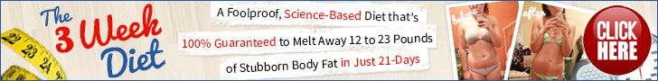 Learn about fat burning foods for women with the 3 week diet