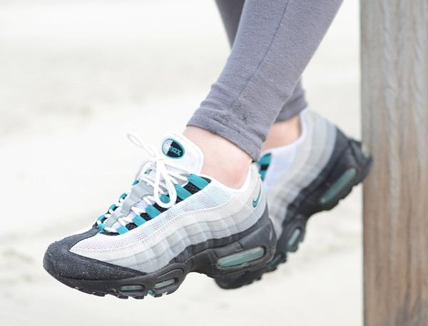 Nike Air Max 95 Fresh Water - Romelevant