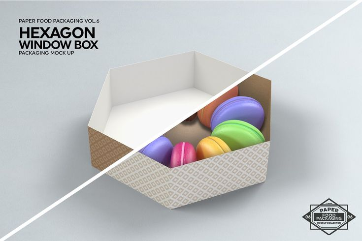 Find & download the most popular hexagon shapes psd on freepik ✓ free for commercial use ✓ high quality images ✓ made for creative projects. Hexagon Window Box Mockup Box Mockup Free Packaging Mockup Window Box