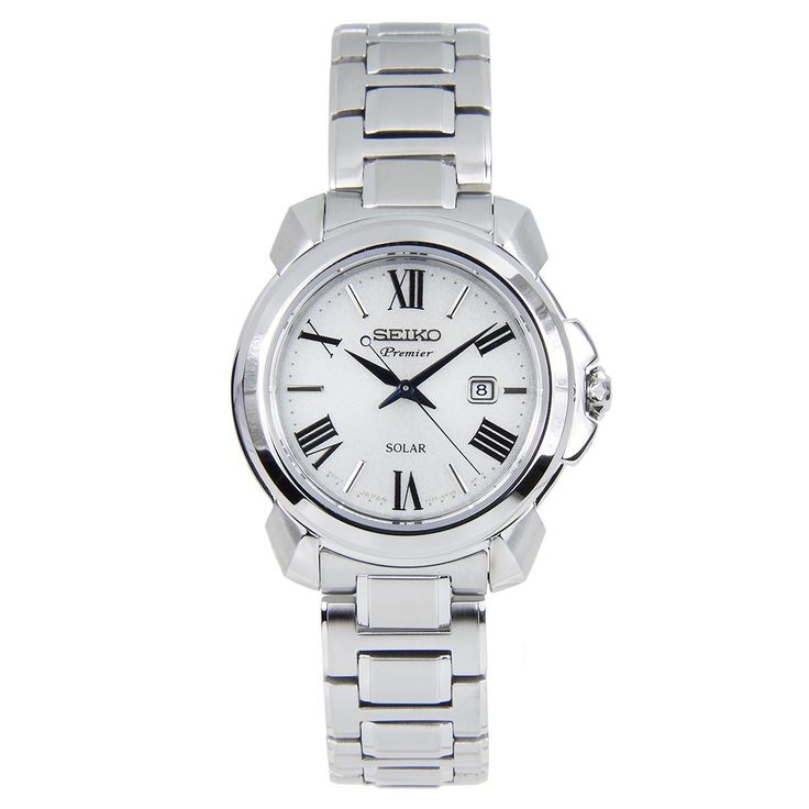 Chronograph-Divers.com - Seiko Solar PREMIER Sapphire Womens Stainless Watch SUT321P1, $248.90 (https://www.chronograph-divers.com/seiko-solar-premier-sapphire-womens-stainless-watch-sut321p1/)