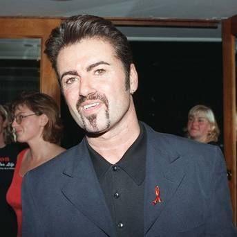 Michael Gm-he looks a bit sad here. Always handsome.