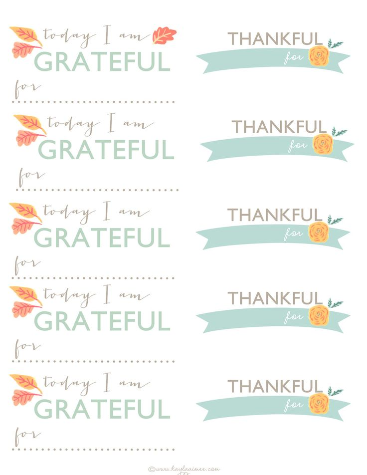 Easy Thanksgiving Craft - A Family Gratitude Jar + Free Printable Thankful Cards. Each day write down what you are thankful for and put it in the jar! An great Thanksgiving family tradition!