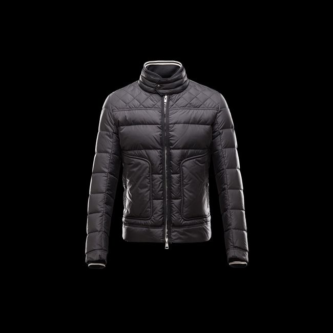 MONCLER MEN RIVOAL BLACK