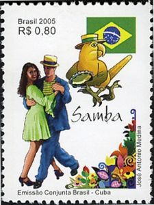 Son and Samba - Brazil-Cuba Joint Issue