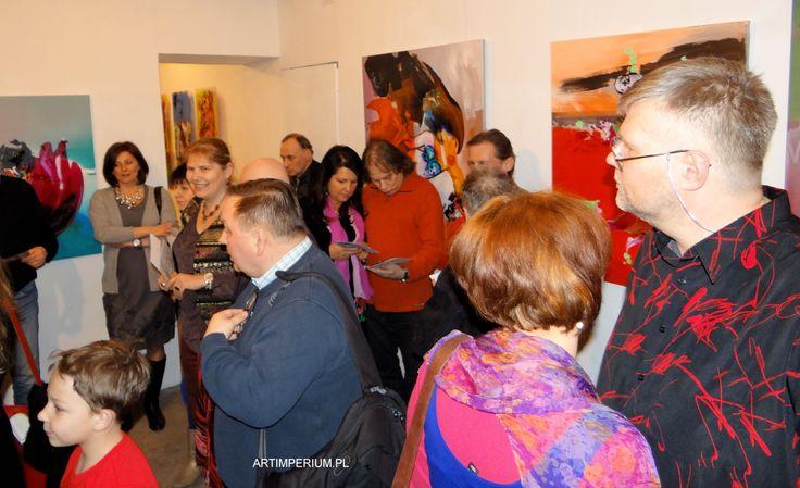 Kobieta i Chaos - Jerzy Treit ponownie zachwyca Stolicę. Fot. Art Imperium http://artimperium.pl/wiadomosci/pokaz/193,kobieta-i-chaos-jerzy-treit-znowu-zachwyca-stolice#.UxnHy_l5OSp