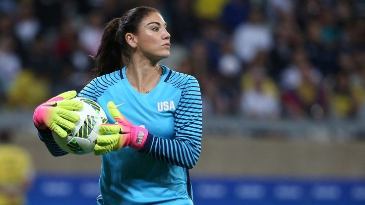 After loss, US women's soccer goalie Solo calls Sweden 'cowards' | Fox News