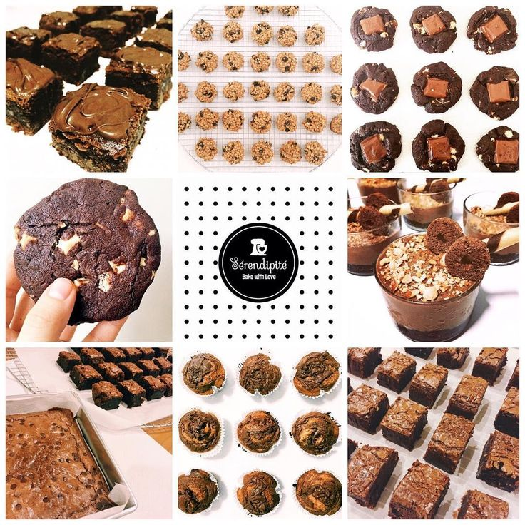 Thank you sweets enthusiasts for your queries and orders.  We will be serving very soon. In our first batch we only accept 20 orders of our signature brownies per week.  We will announce the time and date to order. Do not miss your chance to order.  We will also give 5 boxes of our signature brownie away for those who follow our ig, re-gram or re-path (post in fb is also fine) and tag at least 5 of your friends in the posted photo.  Follow our Instagram @serendipite.id to keep you updated…