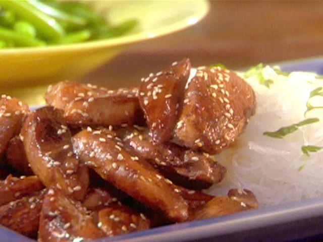 ... , Peas Recipe, Sesame Seeds, Chicken Fingers, Honey Teriyaki Chicken