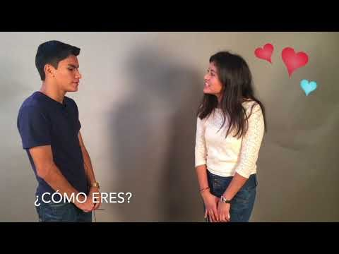 "This video is comprehensible input for the verb, ""gustar.""  Jessica has a crush on Óscar and asks him what he's like and what he likes to do.  The verb gustar is repeated many times in context.  Spanish subtitles and visuals aid in comprehension.  Here is the link: https://www.teacherspayteachers.com/Product/Spanish-Video-Que-te-gusta-hacer-3079584 #Quétegustahacer?  #Gustar #SpanishVideo"