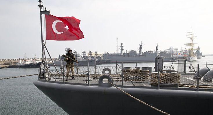 La Turchia costruirà una portaerei (Sputnik)