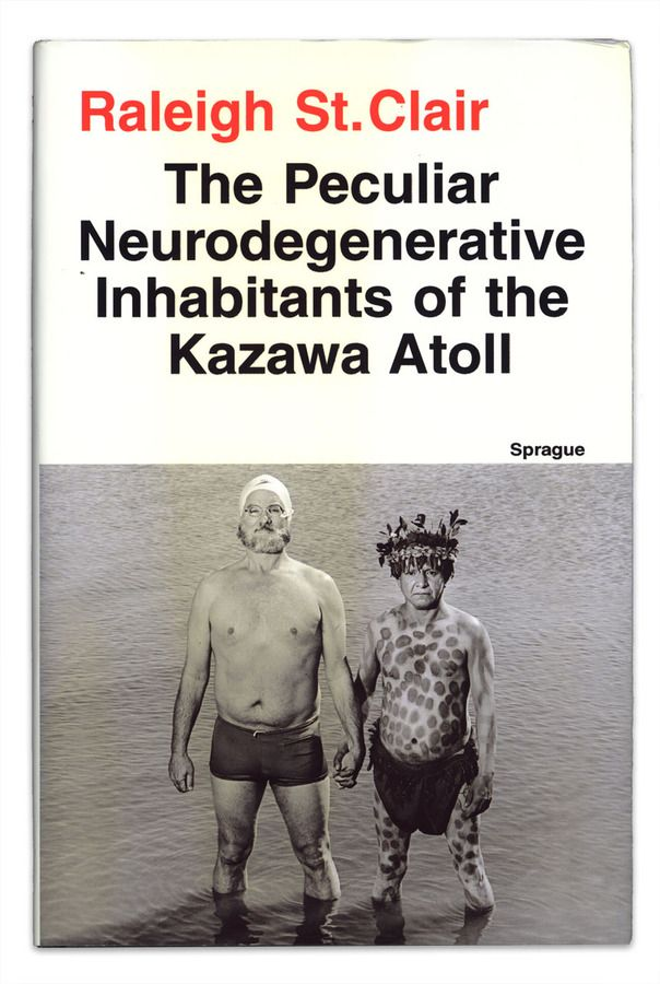 The Peculiar Neurodegenerative Inhabitants of the Kazawa Atoll by Raleigh St. Clair #wantedBook Worth, Wes Anderson, Film Art, Wesanderson, The Royal Tenenbaums, Covers Design, Raleigh St, Book Covers, Magazines Covers