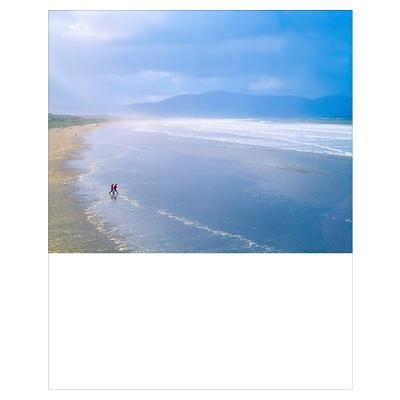 Inch Beach, Dingle Peninsula, Co Kerry, Ireland Poster