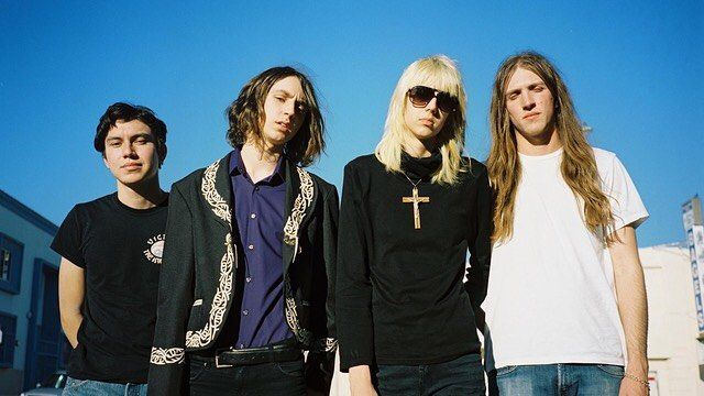Thursday: MOCA and @SpacelandLA present MOCA Music with Surf Curse, Tacocat, and Starcrawler at MOCA Geffen! (Link in bio)
