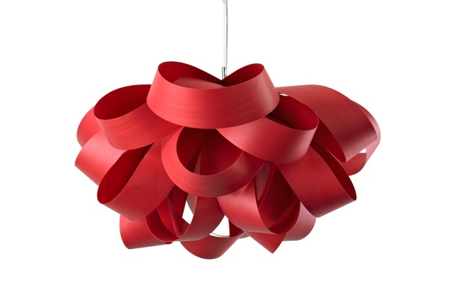 Red Agatha light | LZF Lamps